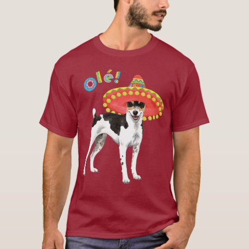 Fiesta Rat Terrier T_Shirt