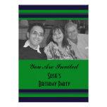 fiesta rayado azulverde