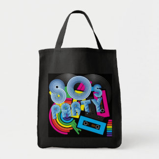Fiesta retro 80 bolsas de mano