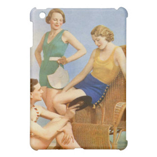 Fiesta retro del traje de baño de las mujeres 30s