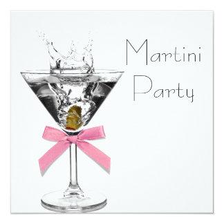 Fiesta rosado de cristal de Martini Martini