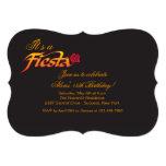 Fiesta Rose Invitation