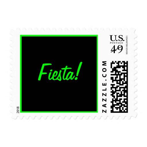 ¡Fiesta! - sellos