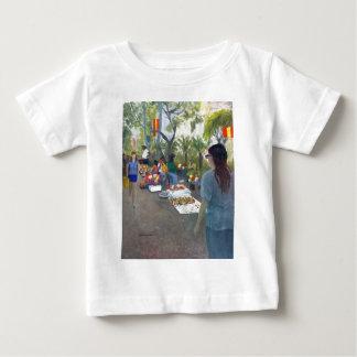Fiesta Sidewalk Baby T-Shirt