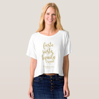 Bachelorette Party Shirts - Bridesmaid Shirt | Black Script