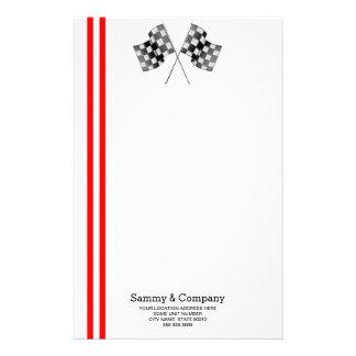 Fiesta sobrealimentado personalizado del  papeleria de diseño