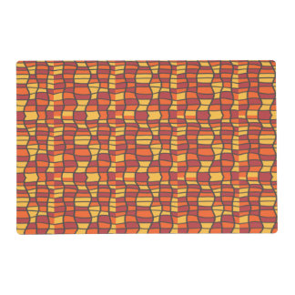 Fiesta Stained Glass Placemat