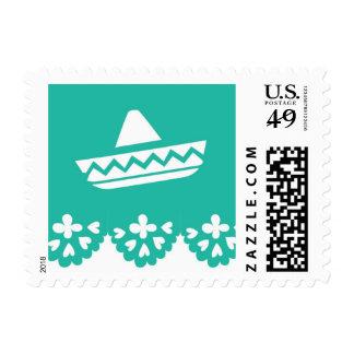Fiesta Stamp