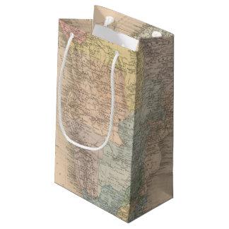 Fiesta surafricano bolsa de regalo pequeña