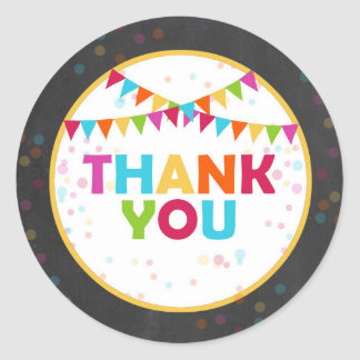 Fiesta Thank You Tags Mexican Cupcake Toppers