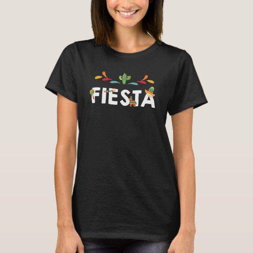 Fiesta Themed Shirt