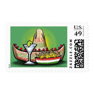 Fiesta Timbre Postal