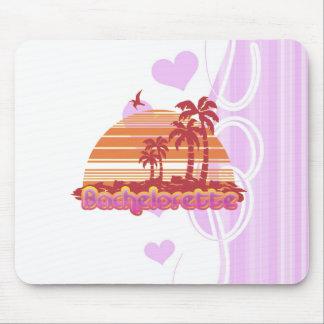 fiesta tropical del bachelorette de Hawaii de las  Tapete De Raton