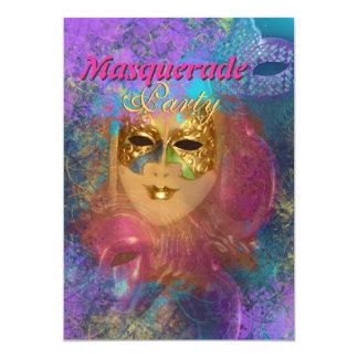 """Fiesta veneciano del """"carnaval"""" de la máscara de"""