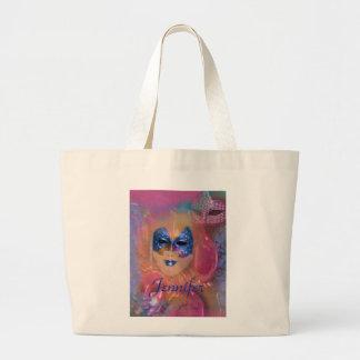 Fiesta veneciano del traje de mascarada de la másc bolsa