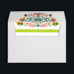 """Fiesta Wedding Invitation Mexican Envelopes<br><div class=""""desc"""">Fiesta Wedding Invitation Envelopes - Change the occasion to suit your needs.</div>"""