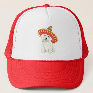 Fiesta Westie Trucker Hat