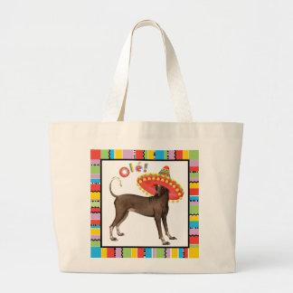 Fiesta Xolo Jumbo Tote Bag