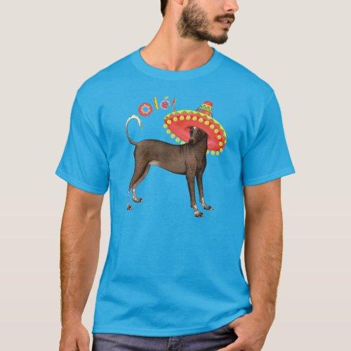 Fiesta Xolo T_Shirt
