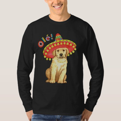 Fiesta Yellow Lab T_Shirt
