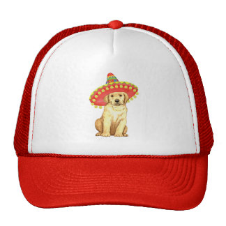 Fiesta Yellow Lab Trucker Hat