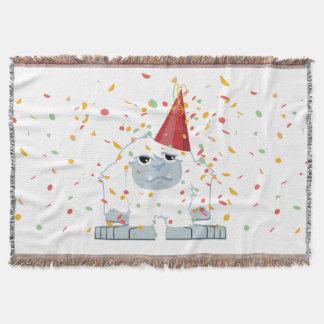 Fiesta Yeti del confeti Manta