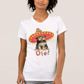 Fiesta Yorkie T Shirt