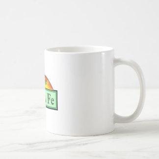 FiestaFe Classic White Coffee Mug
