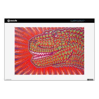 Fiestaraptor Laptop Skin