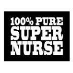 Fiestas de cumpleaños de las enfermeras: Enfermera Postal