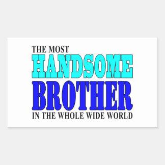 Fiestas de cumpleaños de los hermanos Brother her Etiqueta