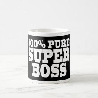 Fiestas de cumpleaños de los jefes: El 100% Boss Taza
