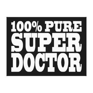 Fiestas de los doctores cumpleaños: Doctor estupen Lona Estirada Galerias