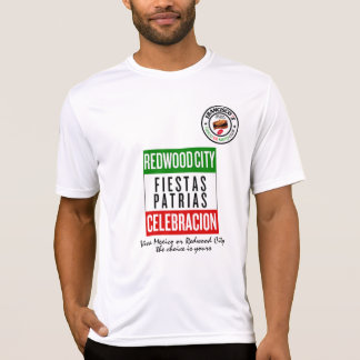 Fiestas Patrias in Redwood City Shirt 501