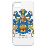 Fievez Family Crest iPhone 5 Cover