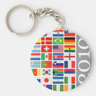 FIFA World Cup 2010 Keychain