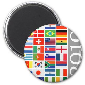 FIFA World Cup 2010 Fridge Magnets