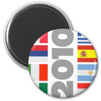 FIFA World Cup 2010 Fridge Magnet