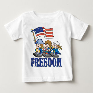 Fife and Drum Corps Baby T-Shirt
