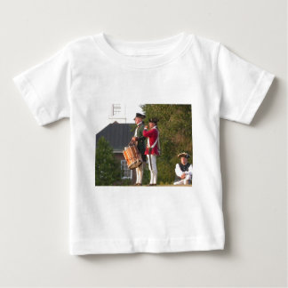 Fife & Drum over the Fort Baby T-Shirt