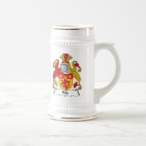 Fife Family Crest Mug