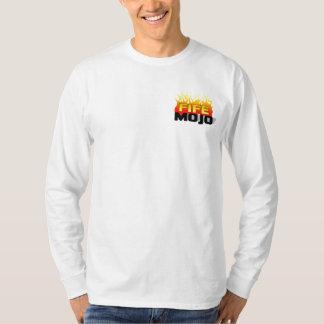 Fife Mojo Small Logo Tee Shirt