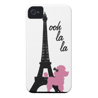 ¡Fifi! casamata Barely There del iPhone 4/4S iPhone 4 Case-Mate Cobertura