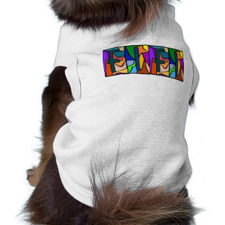 FIFI ~ PERSONALIZED BGLETTERS ~ PET-WARE FOR DOGS! SHIRT