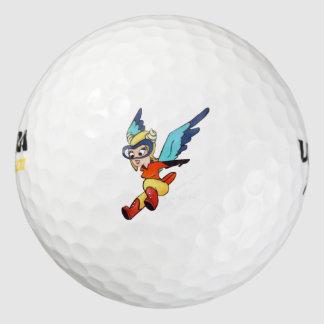 FIFI Wilson Ultra 500 Distance Golf Ball