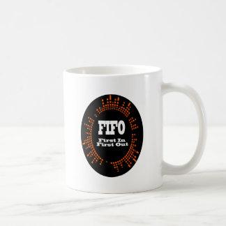 FIFO COFFEE MUG