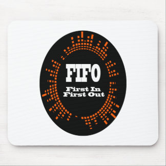 FIFO MOUSE PAD