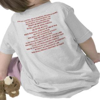 Fifth Amendment Est 1791 Tshirts