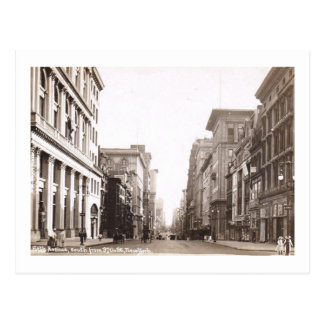 Fifth Ave., 37th St., New York City Vintage Postcard