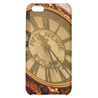 Fifth Ave. Building Clock iPhone 5C Cases